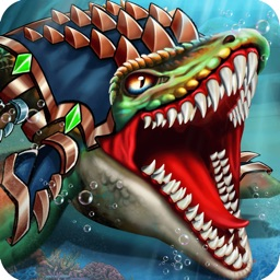 Sea Jurassic Craft