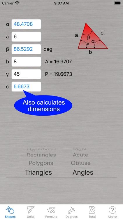 Area Calculator screenshot-0