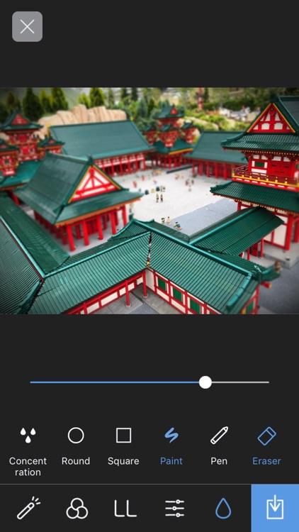 PhotoQualia - High quality cam screenshot-4