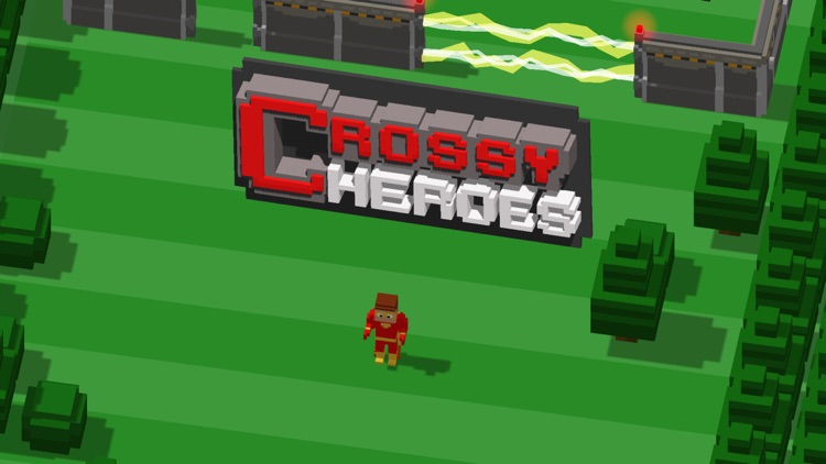 Crossy Heroes: Smashy Avengers screenshot-4