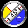 バブルレベル+傾斜計 (clinometer pro) - iPhoneアプリ
