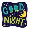 Good Night Best Stickers