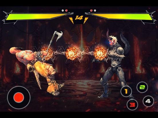 Modern Fighting: fight games screenshot 6