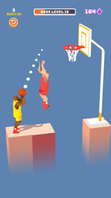 Perfect Dunk 3D screenshot 4