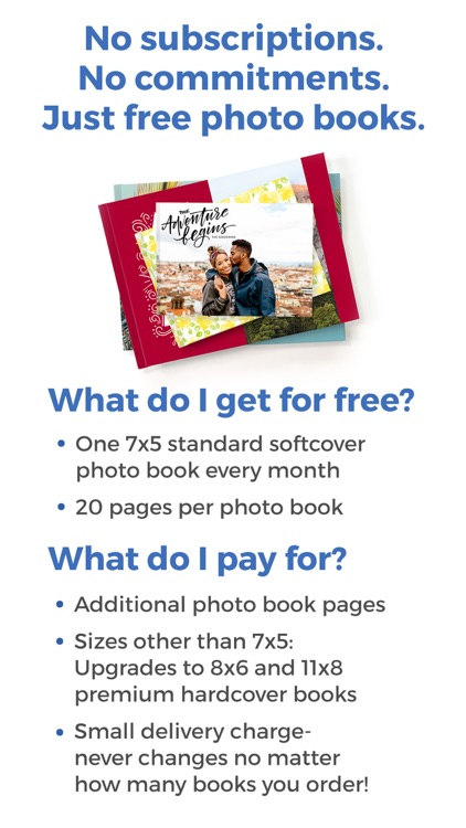 FreePrints Photobooks IE screenshot-4