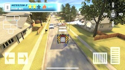 Fire Truck Parking Simulatorのおすすめ画像2