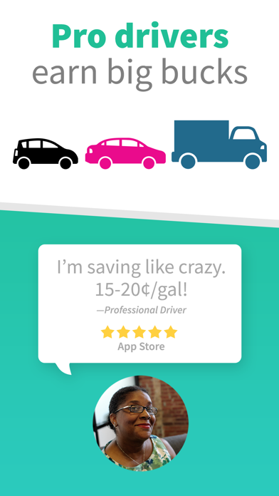 GetUpside Cashback: Gas & Food screenshot 8
