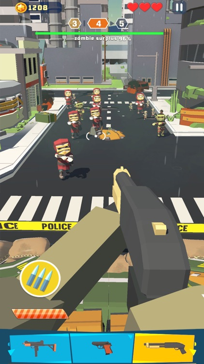 Shooter vs Zombies screenshot-4
