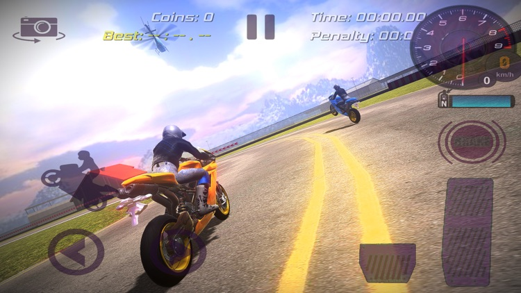 Dirt Bike Rider Stunts Race 3d by Khushal Khan