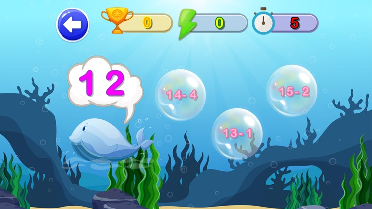 Basic Math Game For Kids screenshot-3