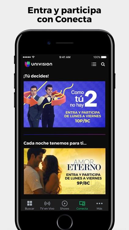 Univision App screenshot-6