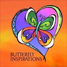 Butterfly Inspirations Sticker