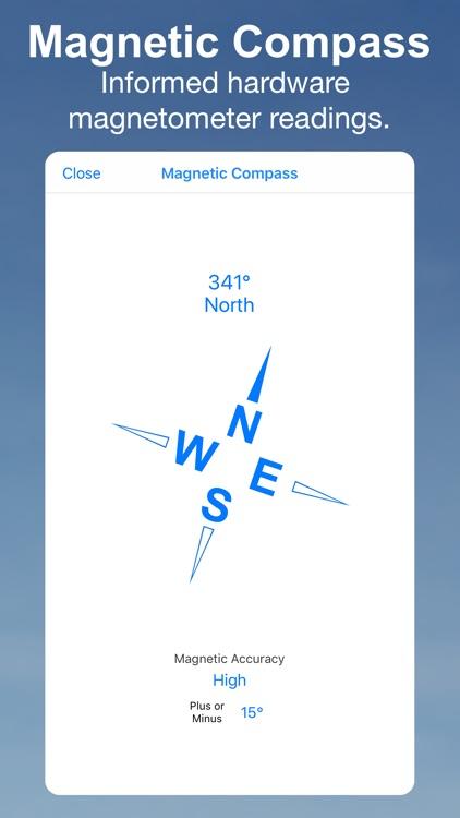 Northern Compass & Navigation screenshot-7