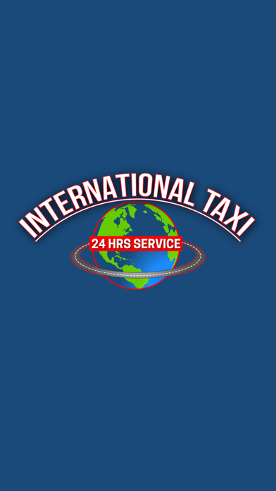 International Taxi Service screenshot one