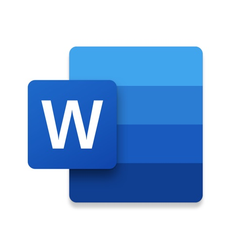 Microsoft Word iOS App