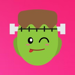 Monster Frankenstein's Emoji