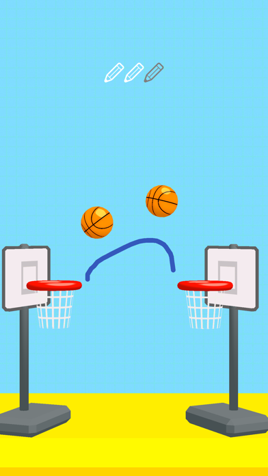 Draw Dunk! screenshot 4