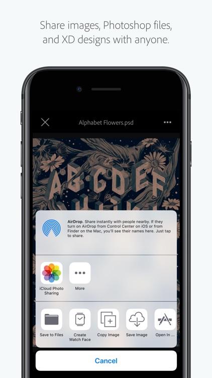 Adobe Creative Cloud screenshot-4