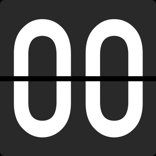 Flip Clock - digital clock