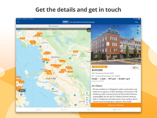 Real Estate and Homes for Sale - ZipRealty screenshot