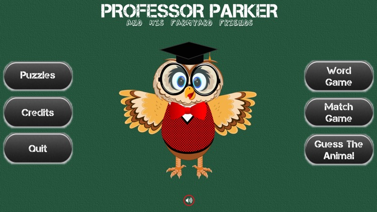 Professor Parker and Friends