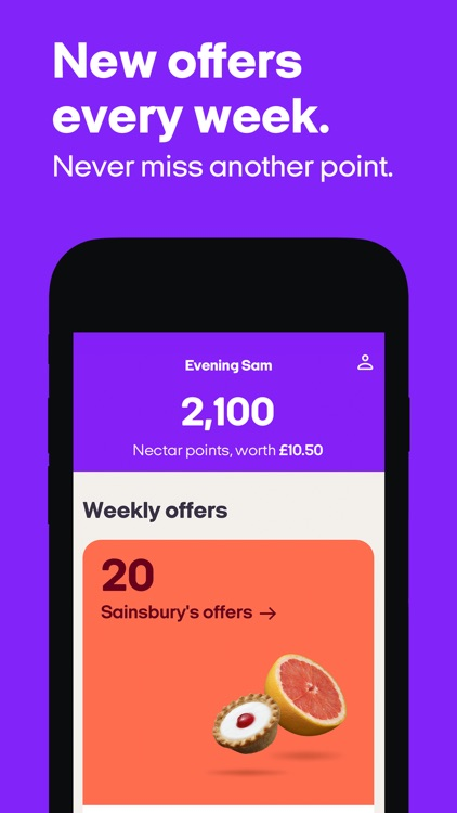 Nectar: Shop & Collect Points