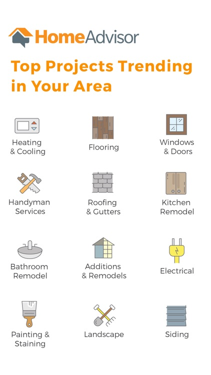 HomeAdvisor: Find a Contractor by HomeAdvisor, Inc