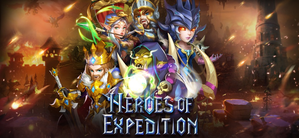 Heroes Of Expedition-NA Cheat Codes