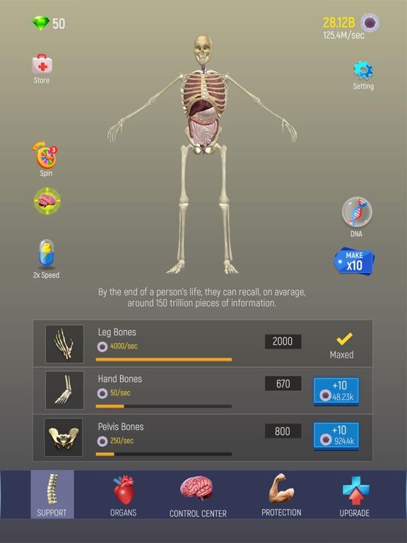 Idle Human screenshot 6