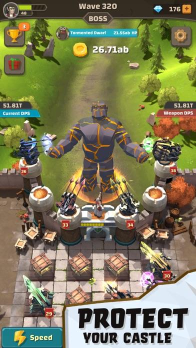 Idle Arrows - Merge Game screenshot 3
