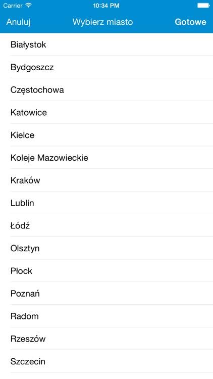 IKM Pro - Komunikacja Miejska screenshot-3