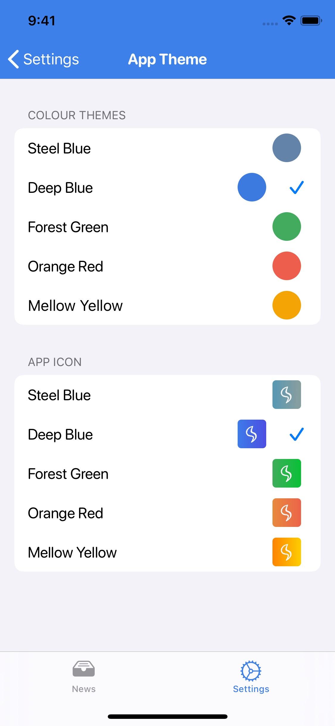 Screenshot do app Smoke for Steam