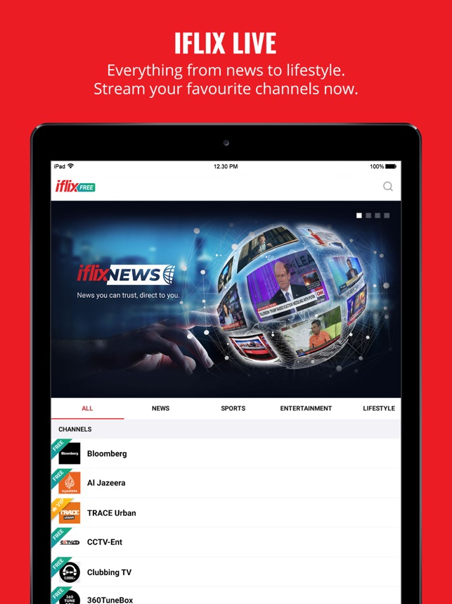 iflix: Movies, TV Series, News on the App Store