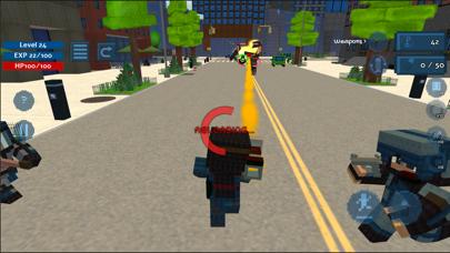 Police Block City screenshot two