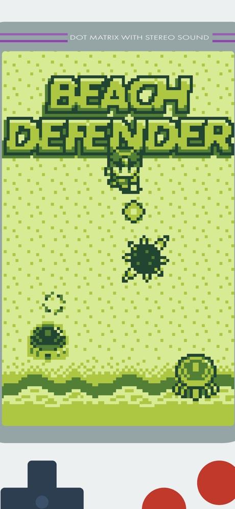 Beach Defender Destiny