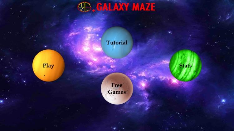 Galaxy Maze Plus