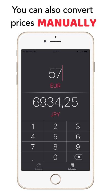 Travel Price AR screenshot-4