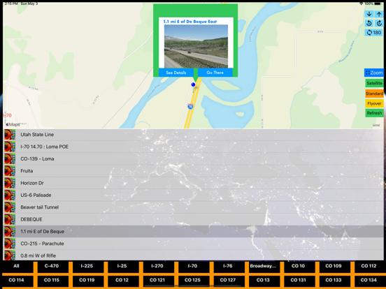 Traffic Cameras Colorado Pro screenshot 11