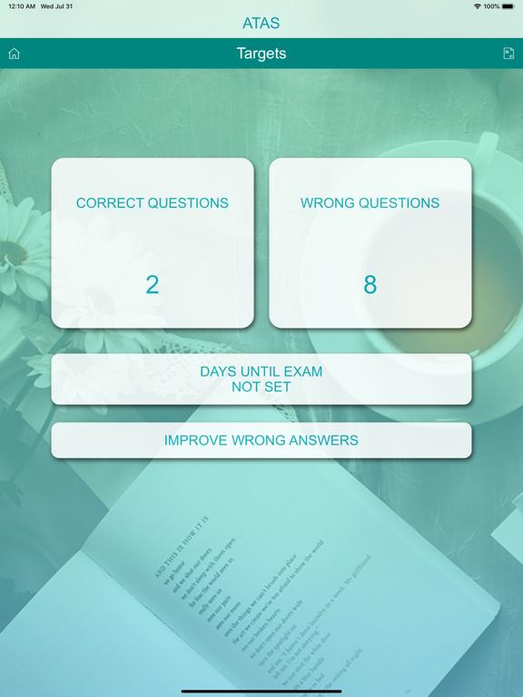 ATAS & NYSTCE  Practice Tests screenshot 13