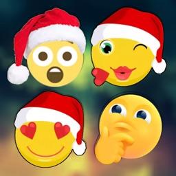 Christmas Funny Emoji 2020