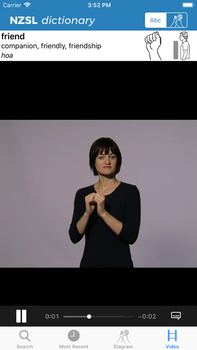 Learning Sign Language screenshot 4
