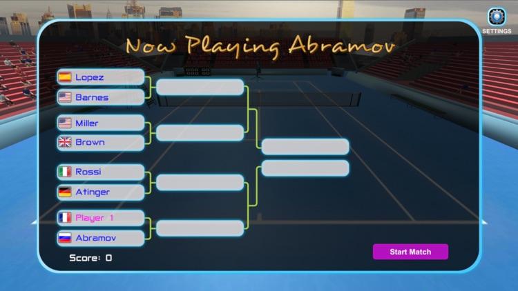 Grand Slam Tennis open screenshot-3