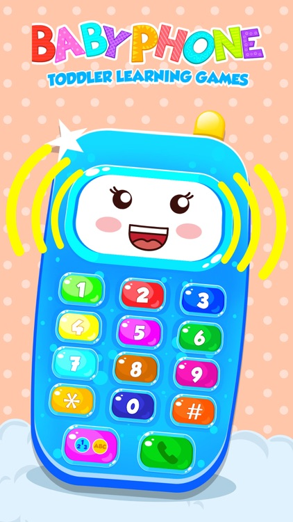 Toy Phone Learning Game screenshot-0