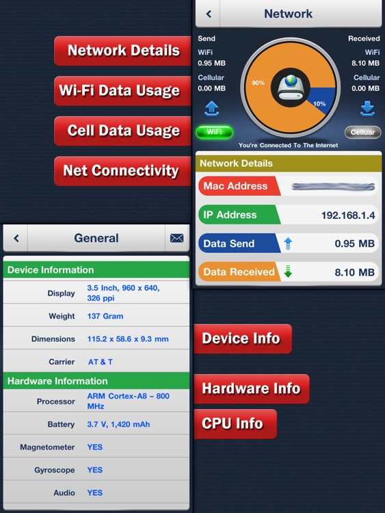 System Status Pro HD screenshot-4