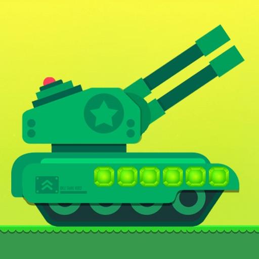 Tanks & Gems - Idle Demolition