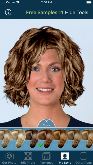 App Shopper: Hairstyle Try On (Lifestyle)