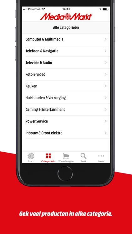 MediaMarkt België screenshot-3