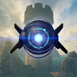 Ícone do app Os Olhos de Ara