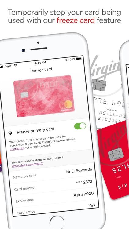Virgin Money Credit Card screenshot-3