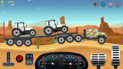 Trucker Real WheelsСкриншоты 2